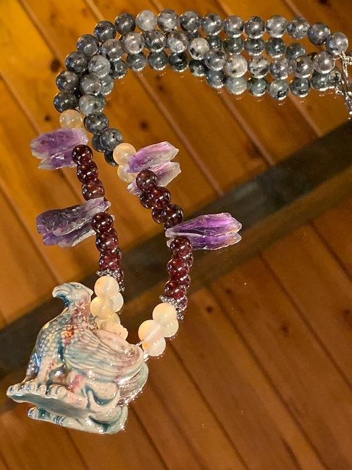 Griffin Divine Power Necklace