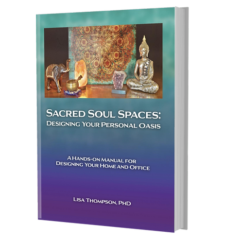 Sacred Soul Spaces Workbook
