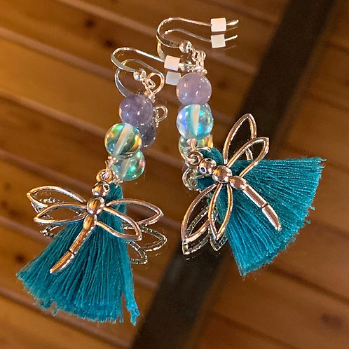 Soul Animal - Dragonfly earrings-2