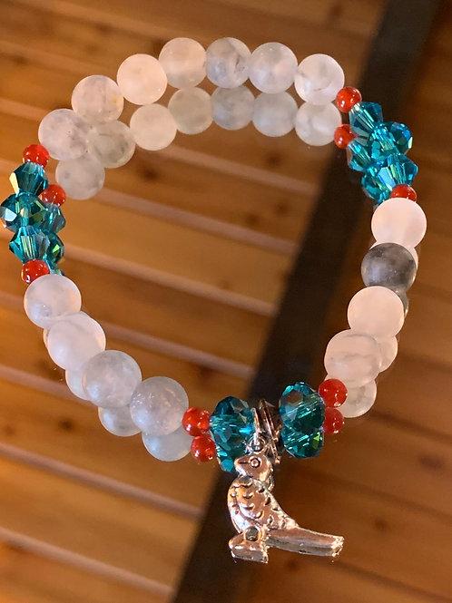 Soul Animal - Quail bracelet