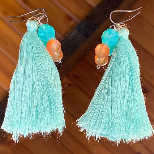 Beautiful Future Bali Boho Earrings