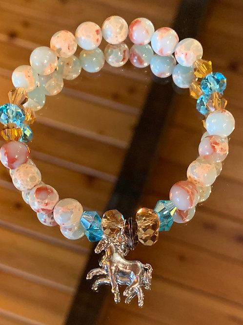 Soul Animal - Horse bracelet-2