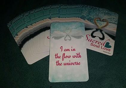 Sacred Soul Love affirmation deck