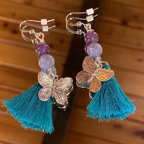 Soul Animal - Butterfly earrings
