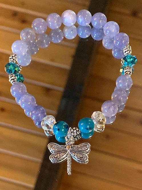 Soul Animal - Dragonfly bracelet