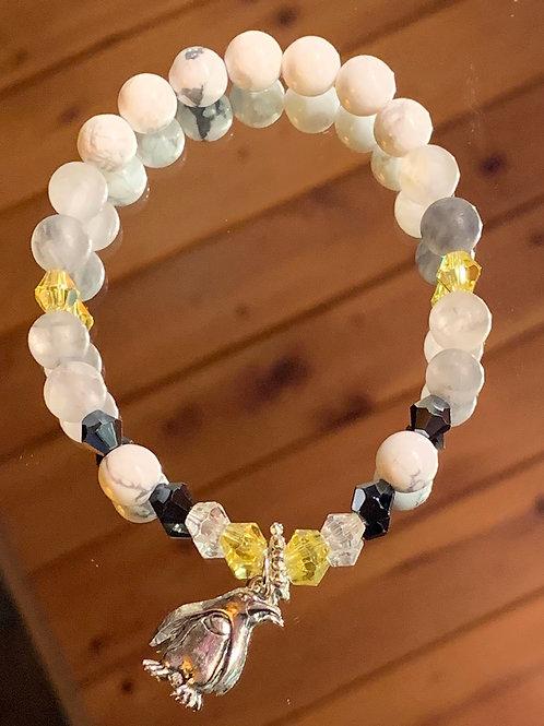 Soul Animal - Penguin bracelet