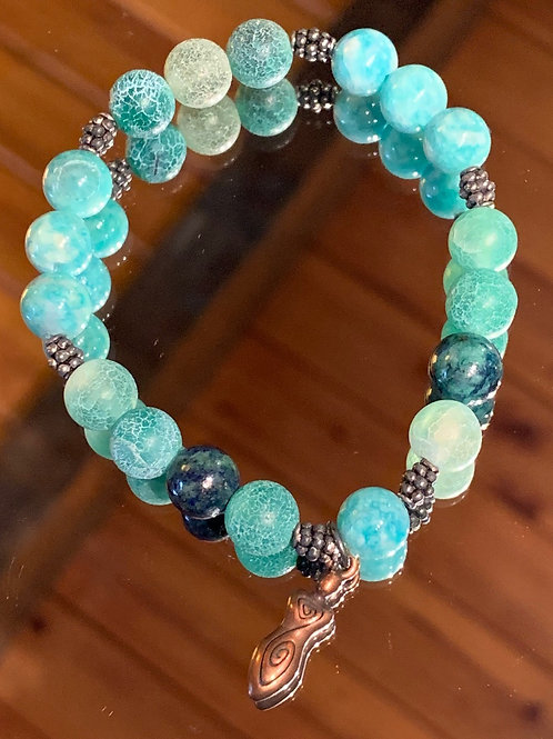 Balance & Power Goddess Bracelet