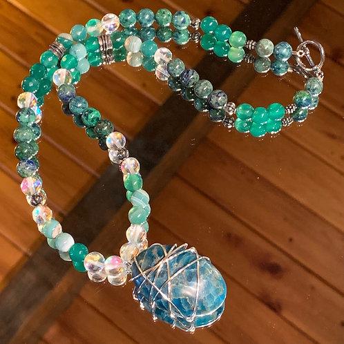 Energy Balance Necklace