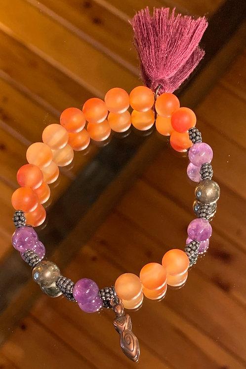 Spiritual Abundance Goddess Bracelet