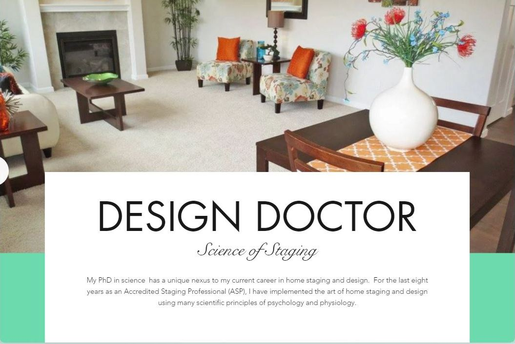 About Lisa Design Smart Home Staging Redesign