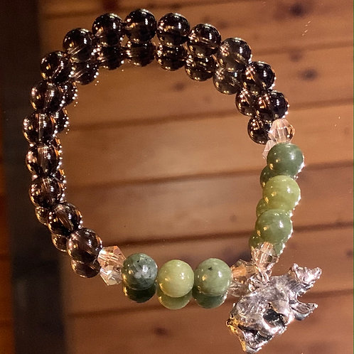 Soul Animal - Bear bracelet
