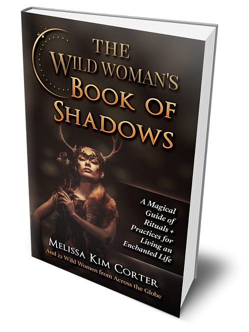 The Wild Woman's Book of Shadows