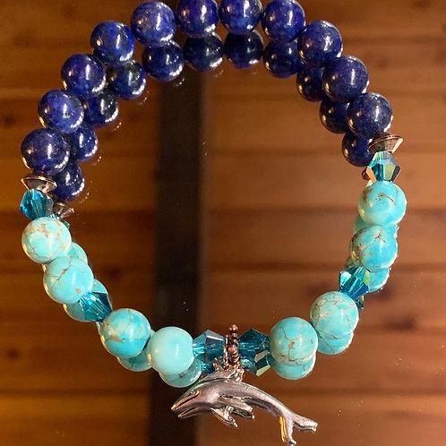 Soul Animal - Dolphin bracelet-2