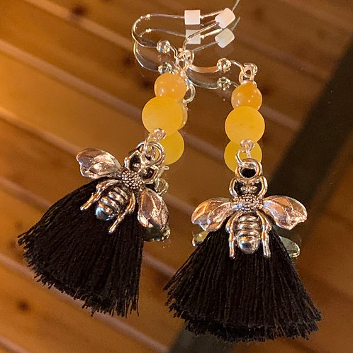 Soul Animal - Bee earrings