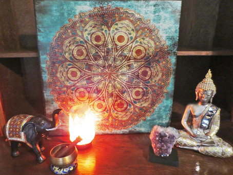 Design With Intention: 5 Strategies to Enhance Your Sacred Soul Space