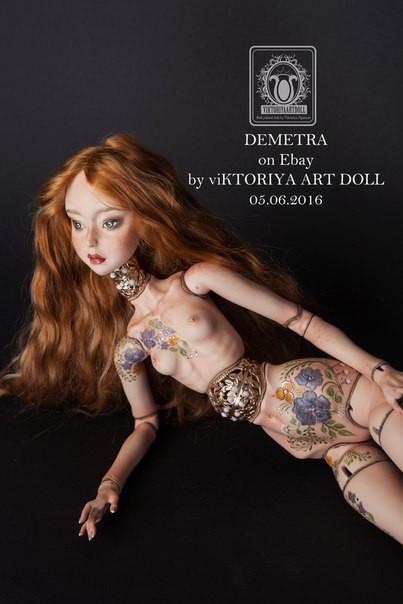 Demetra on eBay
