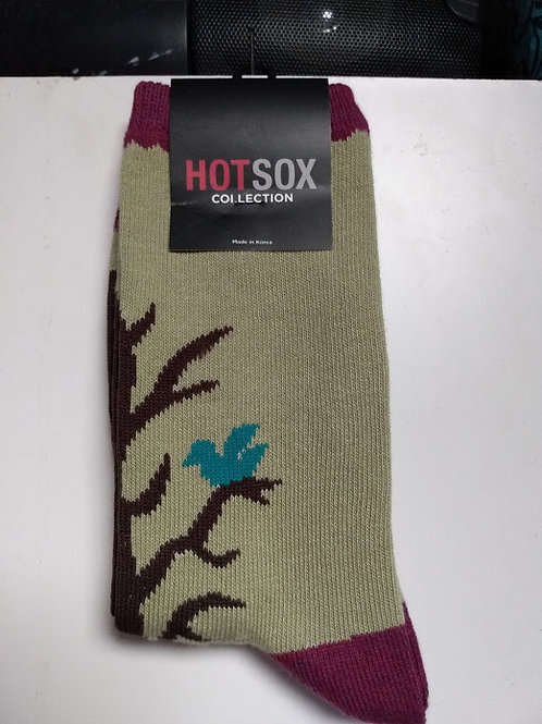 HOT SOX OUR TREE WOMEN'S CREW