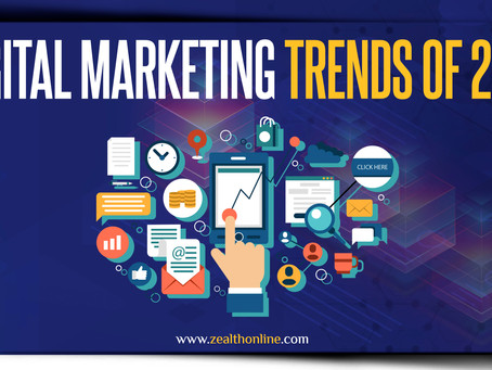 Top Digital Marketing Trends for 2021