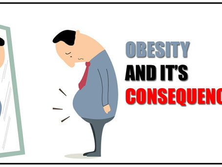 Obesity And Its Consequences