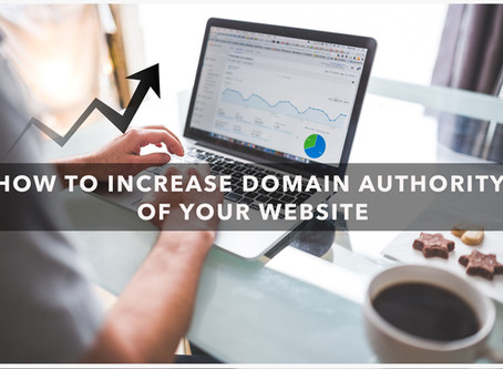 How to Increase Domain Authority of Website