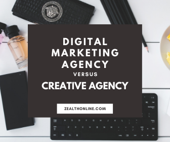 Digital Marketing Agency is different from a Creative Agency