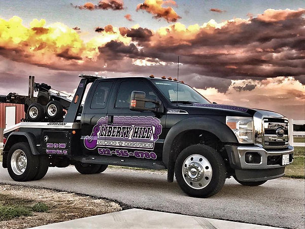 Liberty Hill Towing