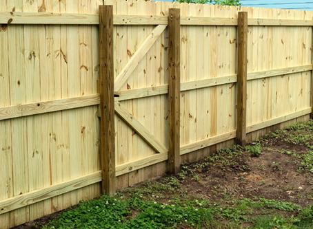 Should I Fence My Backyard?
