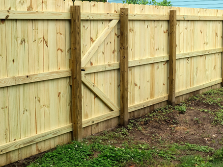 Tips For Fence Maintenance and Care