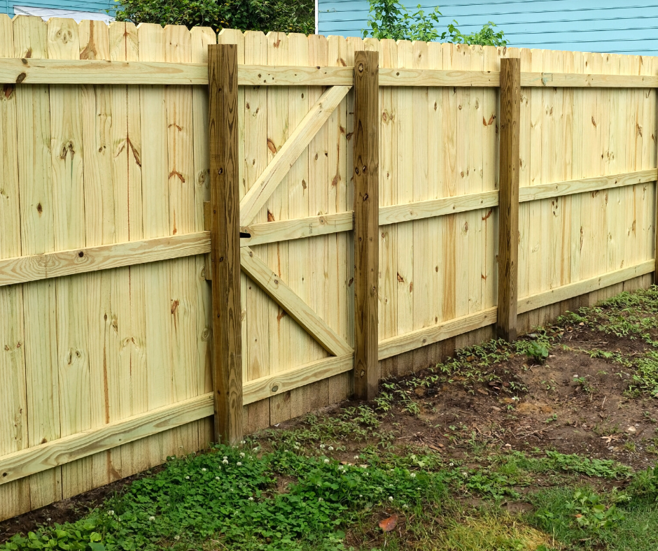 Fence Installation and Care from FenceMasters of Arkansas