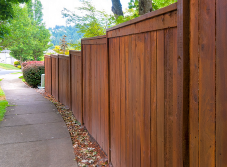 Choosing The Right Fence For Your Yard