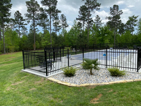 FenceMasters Recently Completed Projects May 2021
