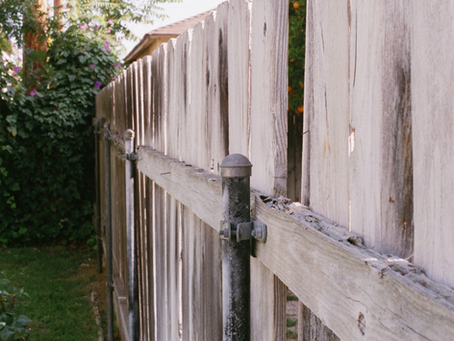 Repair or Replace A Wooden Fence: What You Need to Know