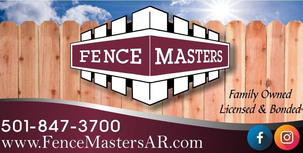 FenceMasters of Arkansas