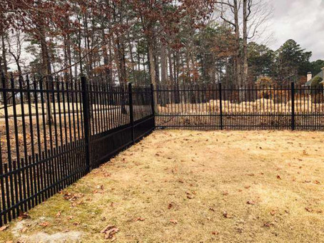 Benefits Of A Security Fence