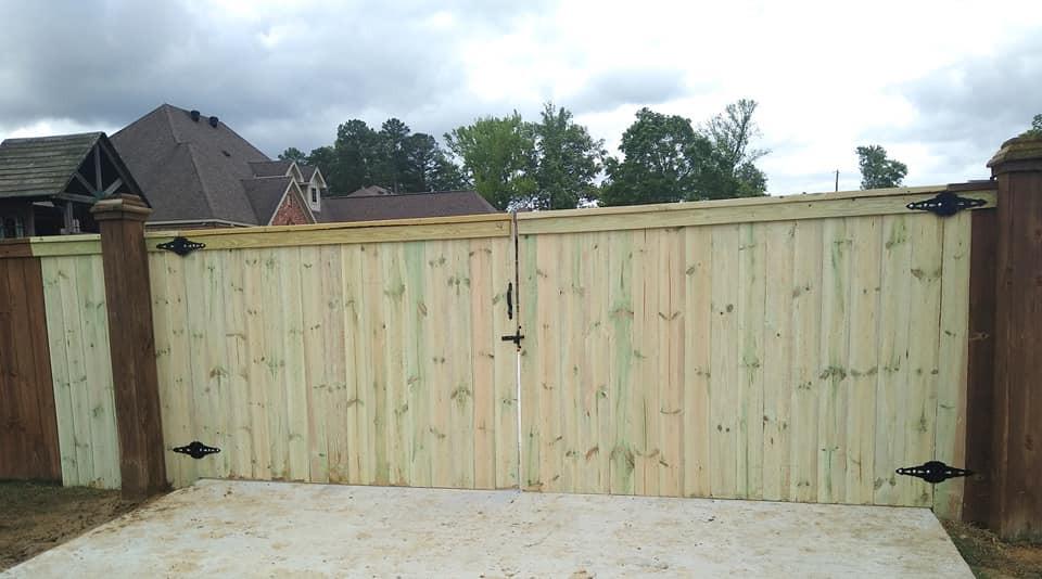 Central Arkansas Fence Company