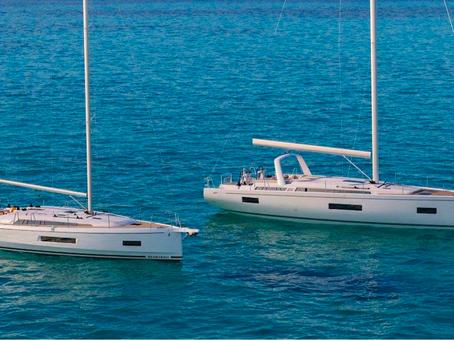 Oceanis 40.1 und Océanis Yacht 54