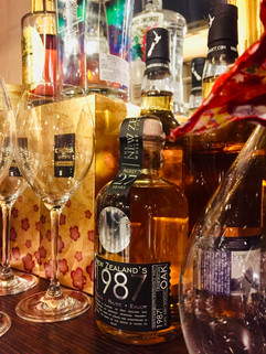 Kiwi whisky from the '80s!