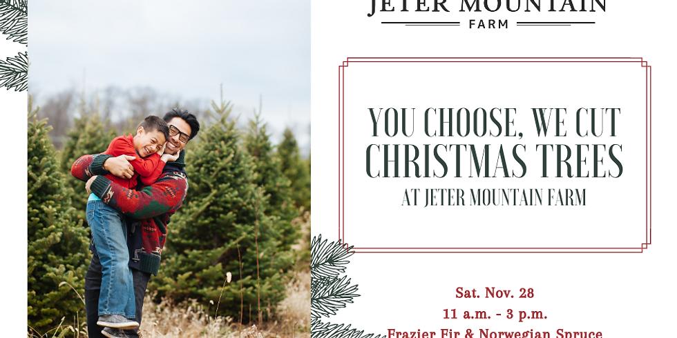 Choose N' Cut Christmas Trees