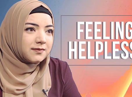 Feeling Helpless? Turn to God!