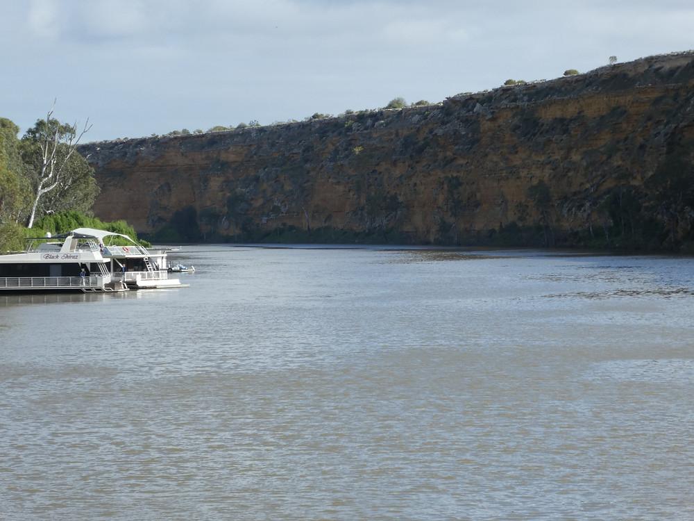 Houseboats at Big Bend