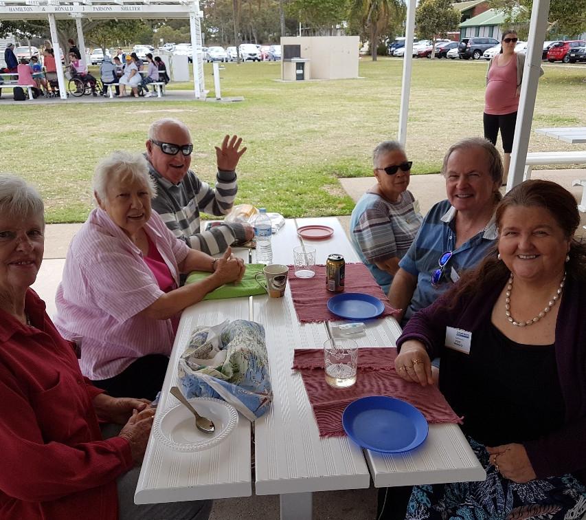 National-Seniors-Redcliffe Oct 2018 BBQ2