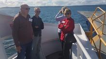 Stradbroke Island Bus trip