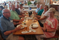 National-Seniors-Redcliffe-Lunch time