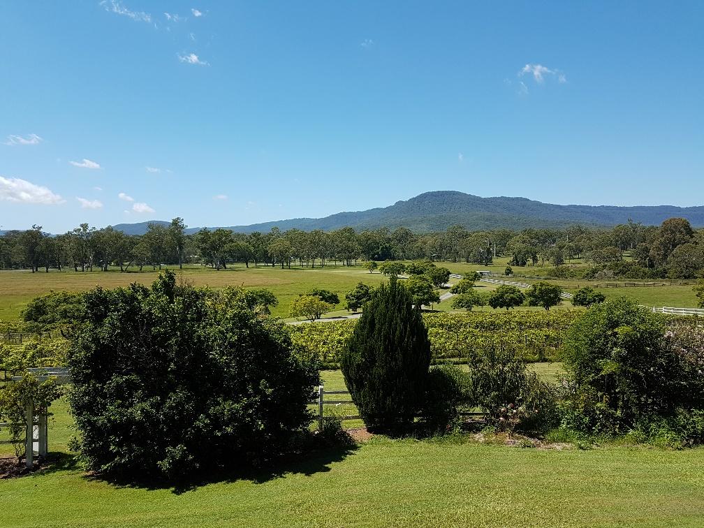 National-seniors-Redcliffe-View from the veranda of Tamborine House