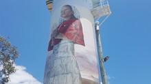 "Bus Trip ""Painted Water Towers'"