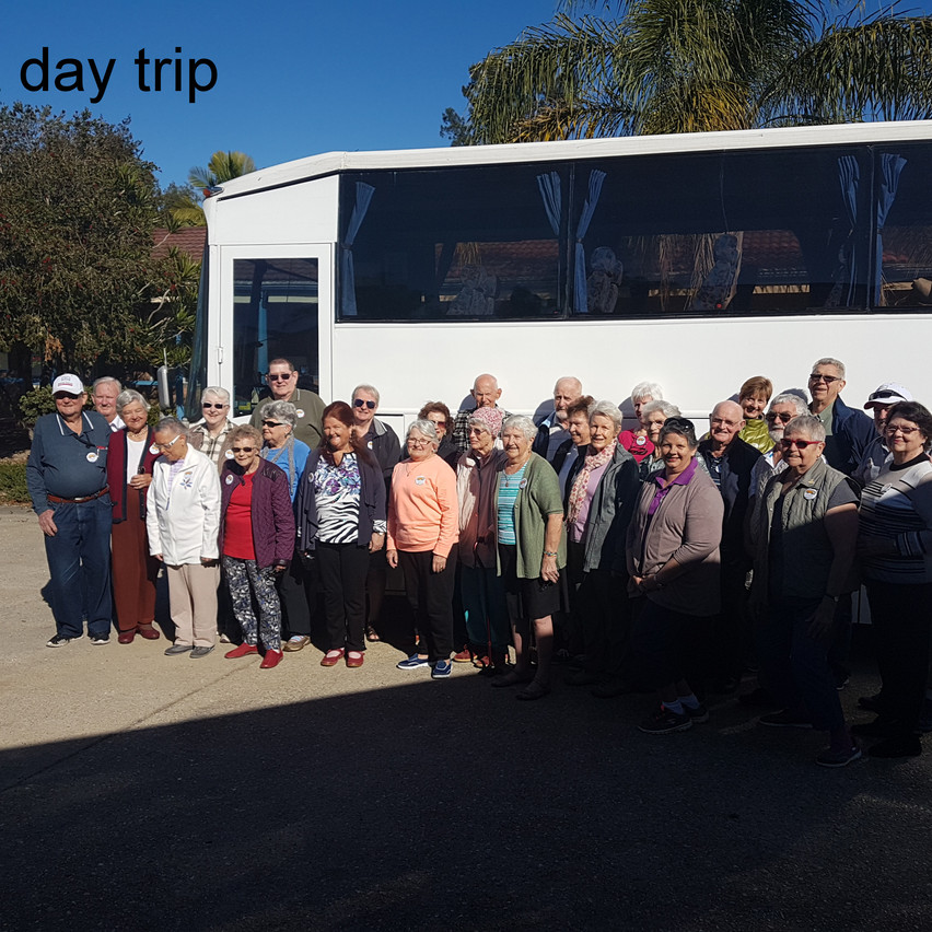 National-Seniors-Redcliffe-Last day trip