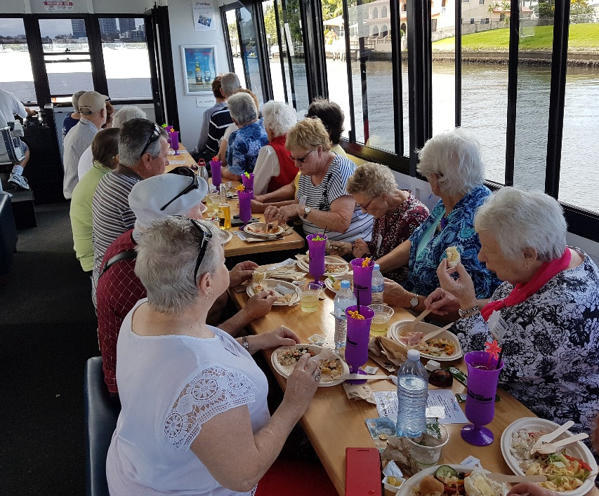 National-Seniors-Redcliffe-Lunch