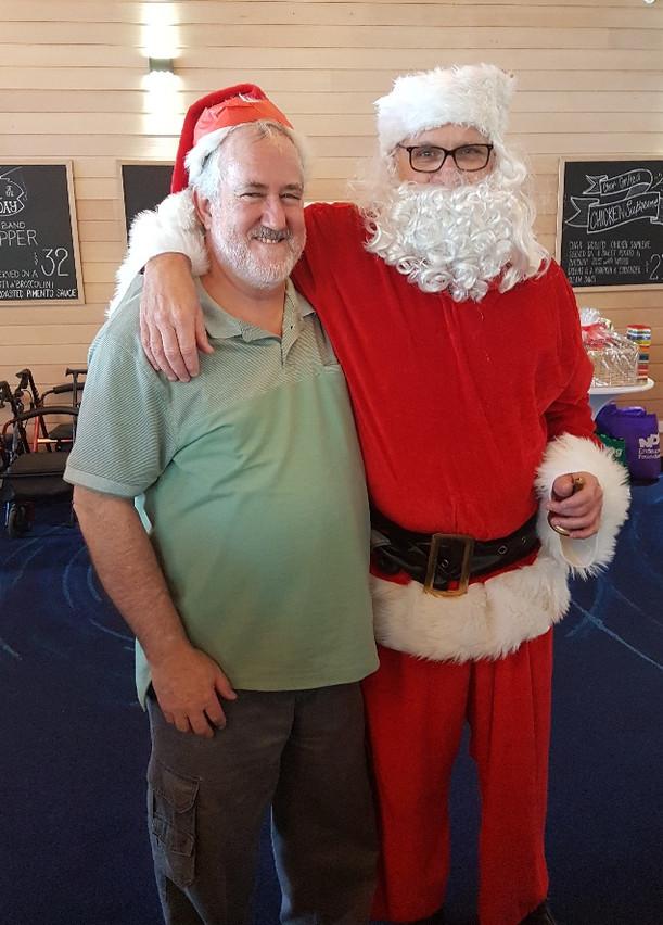 National-Seniors-Redcliffe-Santa