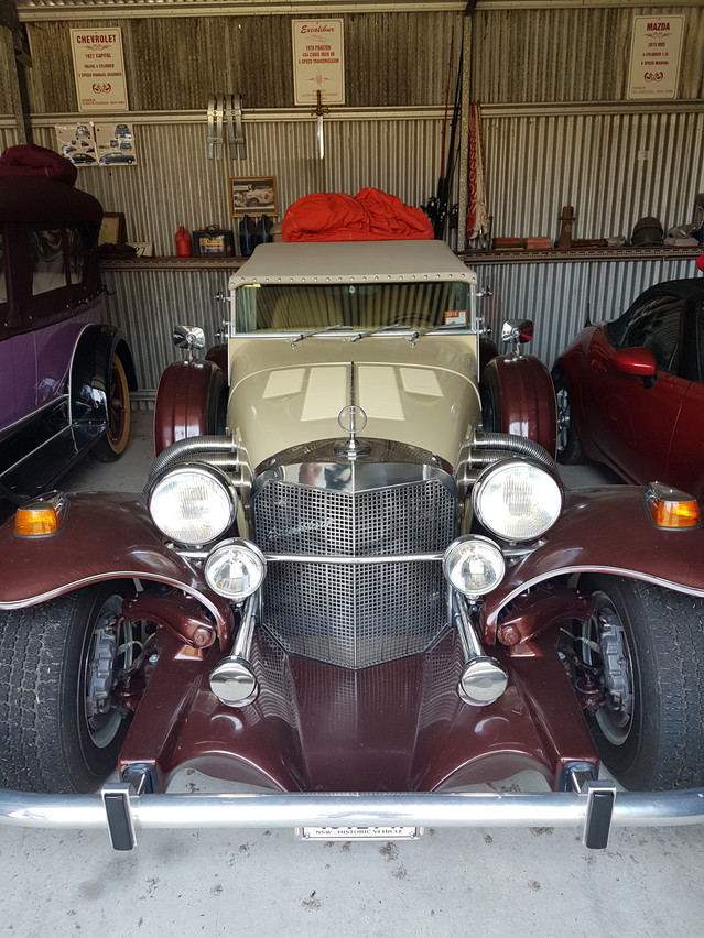 National-Seniors-Redcliffe-An Old Car