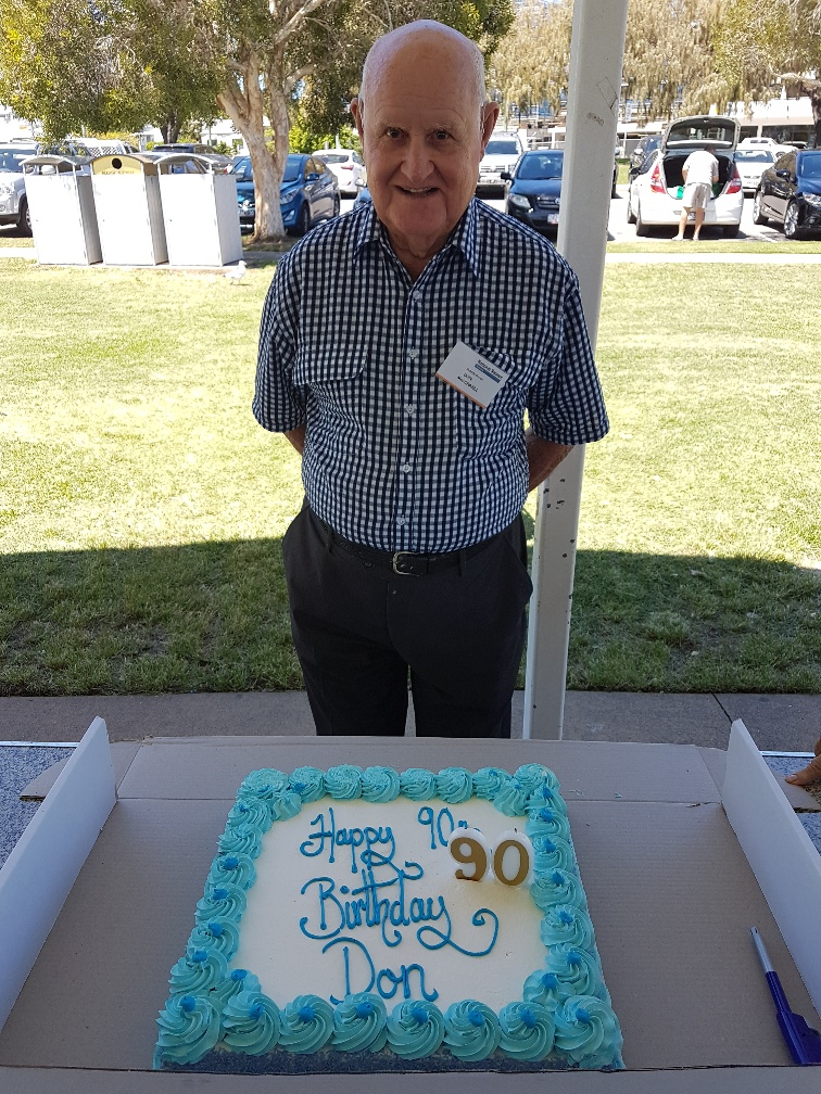 National-Seniors-Redcliffe-Don 90 Birthd